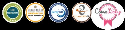 certificazioni materassi