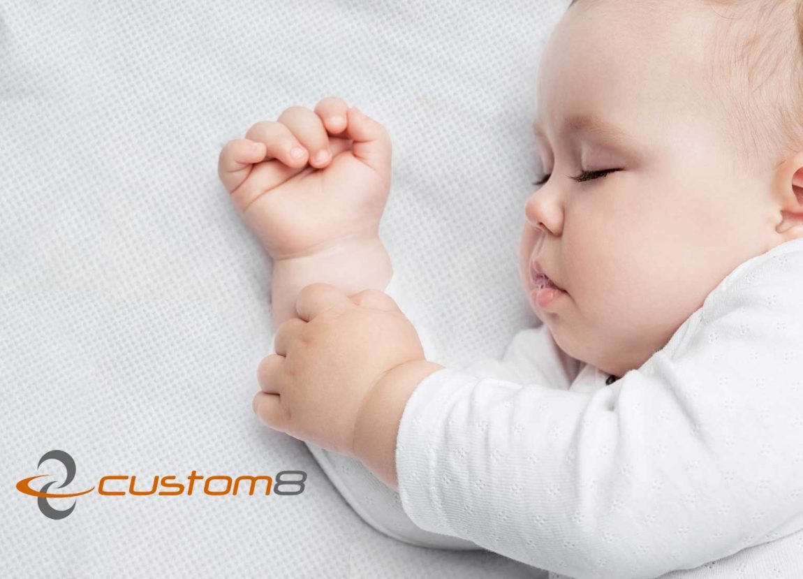 That's why the TOP SAFE mattress topper by AirCuddle is SAFE … Custom8 says it!