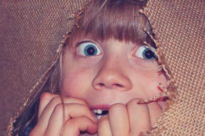 La paura di mascherarsi