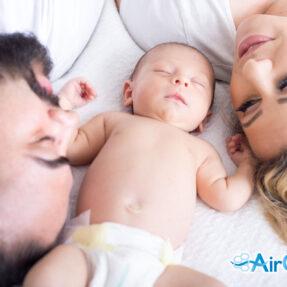 Sapevi che al neonato piace la routine giornaliera?