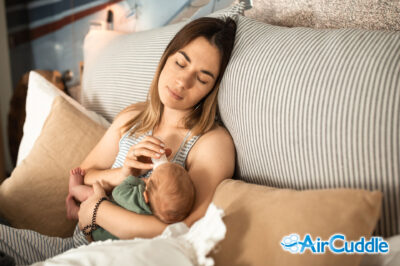Le prime settimane con un neonato tra meraviglia e stanchezza …